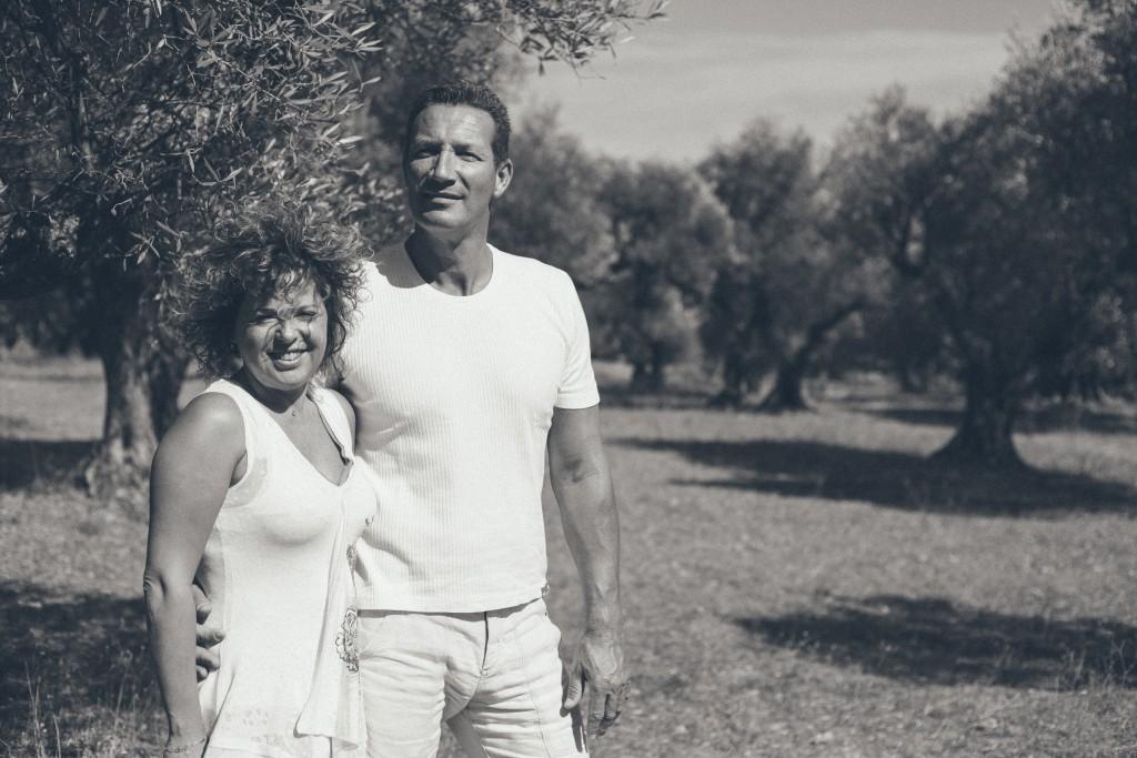 Magali et Guillaume Kauffman - LE VIEUX MOULIN DU PARTEGAL, PROVENCE