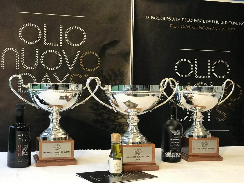 OLIO NUOVO DAYS FIRST COMPETITION