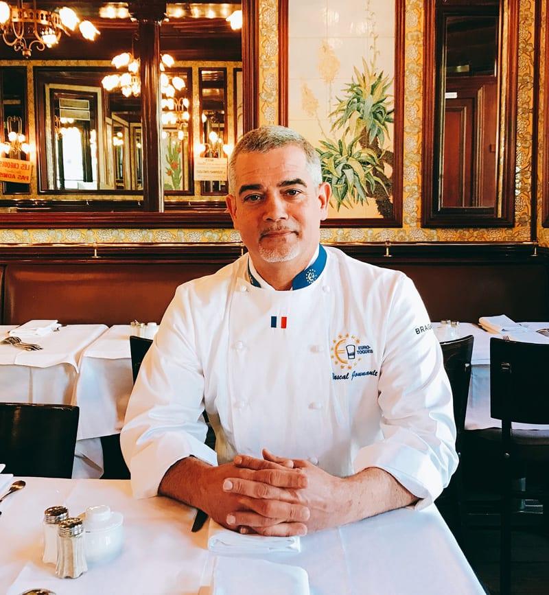 BRASSERIE LIPP Chef Pascal JOUNAULT