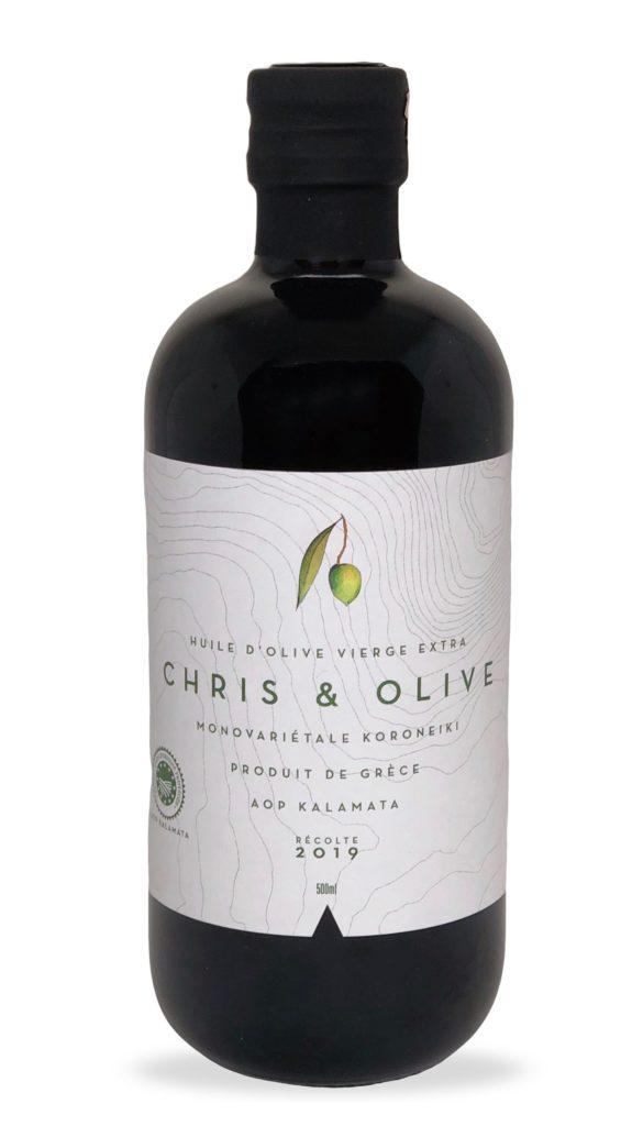 chris et olive
