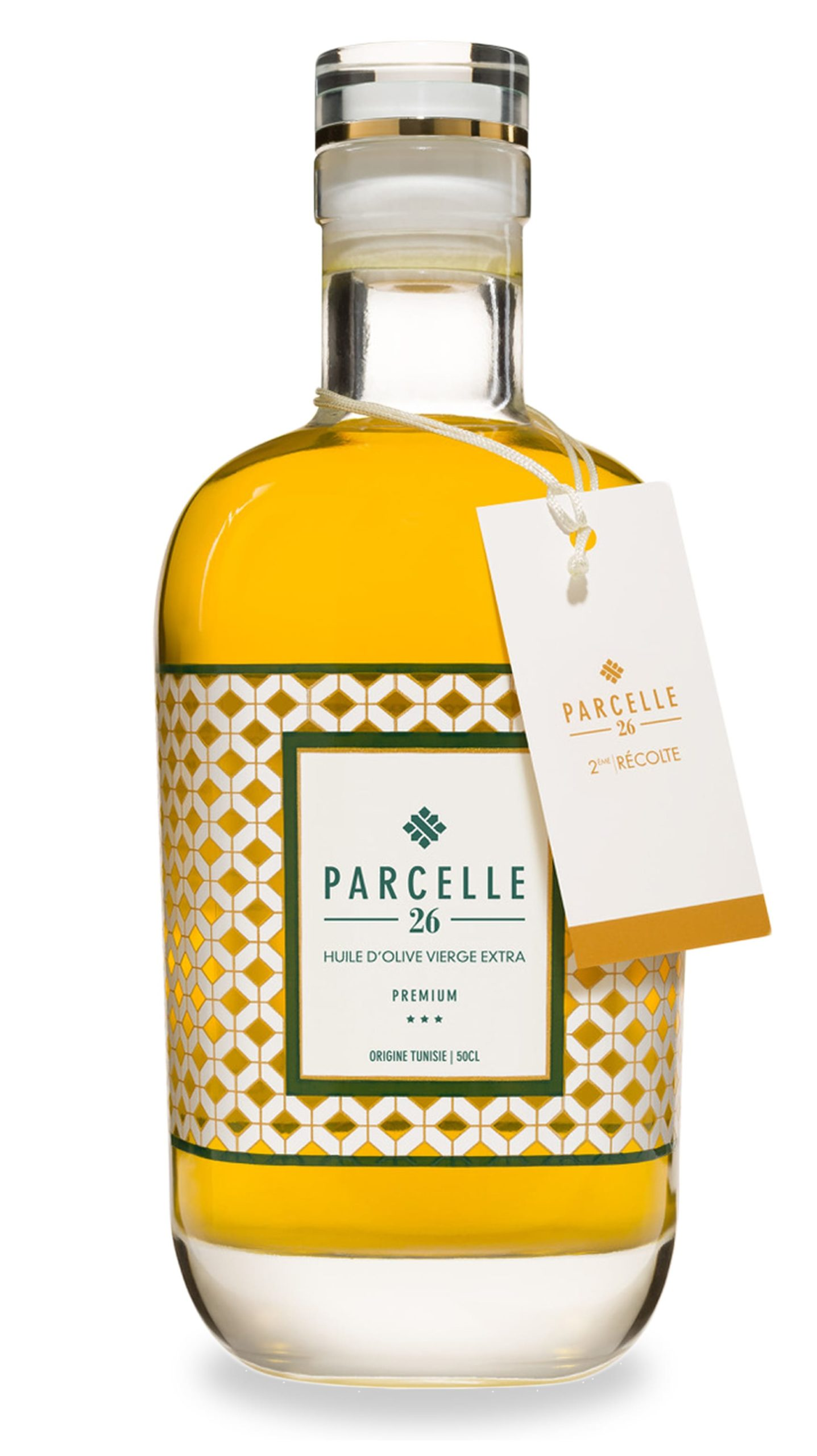 PARCELLE 26 BLEND SELECTION