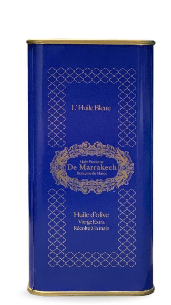 """LES HUILES PRÉCIEUSES, """"L'Huile Bleue Picholine"""""""