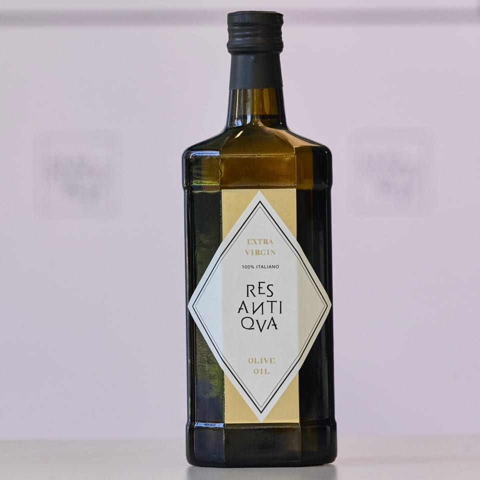 RES ANTIQVA Best original packaging OLIO NUOVO DAYS 2020