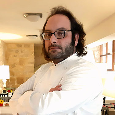 Chef FADI KATTAN Bethlehem, PALESTINE