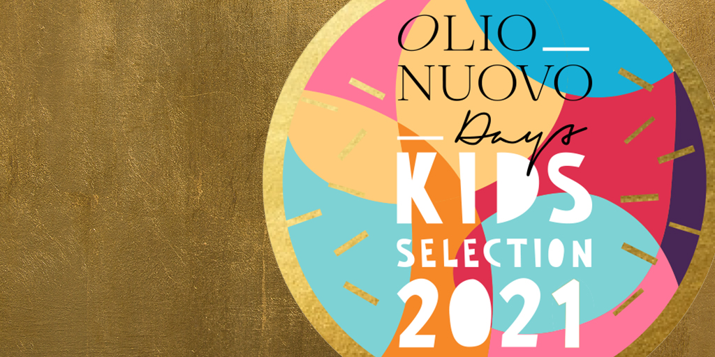 OLIO NUOVO DAYS KIDS CHOICE AWARDS GOLD MEDAL