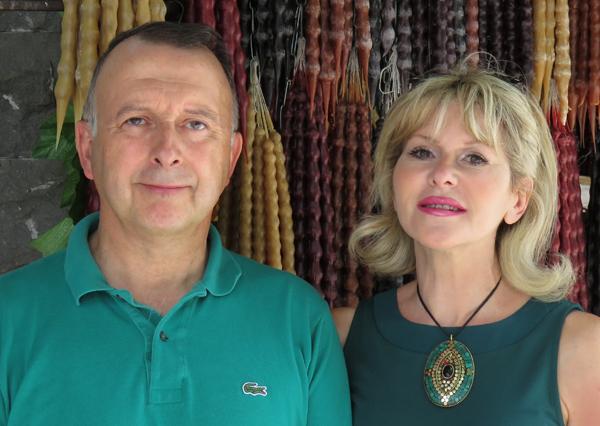 Patrice et Christine VAN ACKERE