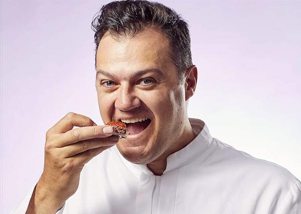 Chef Asterios KOUSTOUDIS